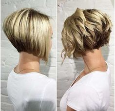 Modern Short Haircut