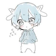 Anime Neko, Kawaii Anime, Manga Anime, Character Art, Character Design, Boys Anime, Drawing Expressions, Cute Kawaii Drawings, Ichimatsu