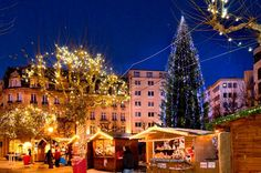 Christmas markets in Luxembourg