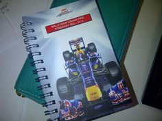 Team Itinerary Booklet