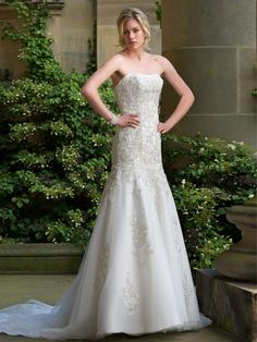 Pearl by Alexia Designs Style 112 IVY - Wedding Dresses Bridal Gowns,Prom Dresses On Sale Wedding Dresses 2014, Prom Dresses For Sale, Homecoming Dresses, Bridal Dresses, Wedding Gowns, Strapless Organza, Bridal Collection, Couture Collection, Bridal Style