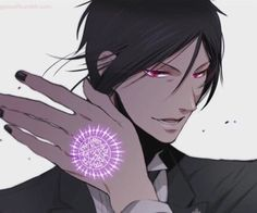 Sebastian |¦| Black Buttler