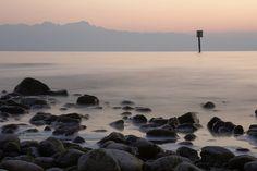 Bodensee (Lake Constance), Lindau, Bavaria, Germany