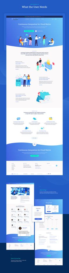 CloudNativeCI - provides Managed Services for Terraform automation, integrations and deployments. Todo List, Landing Page Design, Business Management, Integrity, Nativity, Web Design, Behance, Clouds, Icons