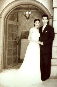 Lee Yo-Won (actress) & Park Jin-Woo (Golf player)