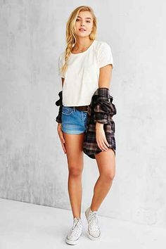 Truly Madly Deeply Laguna Cropped Top