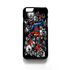 Ultimate Spider Man For Iphone 4/4S Iphone 5/5S/5C Iphone 6/6S/6S Plus/6 Plus Phone case ZG
