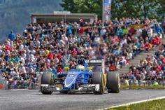 Marcus Ericsson, Austrian Grand Prix