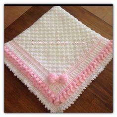 Picots &Calla Lillies Blanket x
