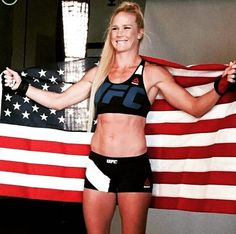 Holly Holm Ufc, The Last Avatar, Ufc Fighters, Santa Fe Style, Mma Boxing, Female Fighter, Mixed Martial Arts, Red White Blue, Fitness Inspiration