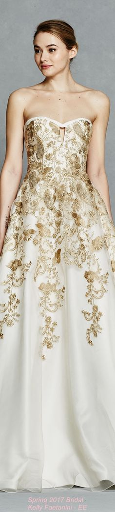 Spring 2017 Bridal  Kelly Faetanini Collection - EE