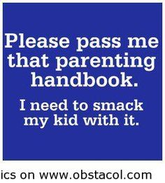 Parenting handbook