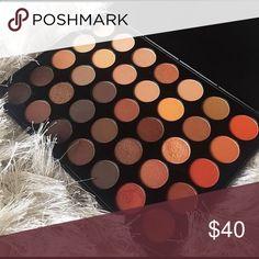 Morphe 35O BNIB! Makeup Eyeshadow