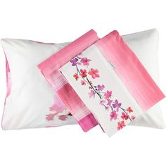 Competo letto 2 Piazze Flower rosa - € 63,90 | Nico.it