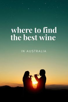 France, Italy and Argentina, please step aside and make some room for the absolute wine-queen among countries, the sunny Australia!   #Wine #Australia