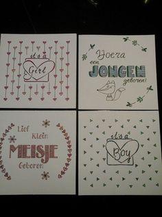 Afbeeldingsresultaat voor lettering gefeliciteerd Doodle Lettering, Creative Lettering, Baby Silhouette, Baby Letters, Chalkboard Lettering, Zentangle, Marianne Design, Writing Paper, Doodle Drawings