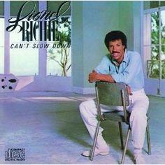 Lionel Richie :: Can't Slow Down