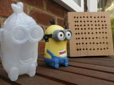 Home Dzine Home DIY Ideas - Create your own moulds using recycled plastic milk containers
