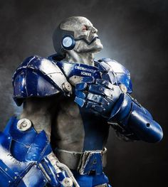 Character: Apocalypse (En Sabah Nur) / From: MARVEL Comics 'X-Factor' & 'X-Men' / Cosplayer: Mick Ignis / Photo: Eric Anderson Photographic / Event: WonderCon (2015)