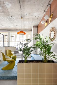 PR Agency's Moscow Office by Dvekati | Yellowtrace