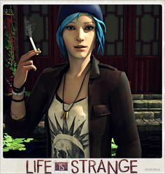 Chloe Price by Residenteebles.deviantart.com on @DeviantArt