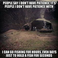 When people ask me why I love fishing