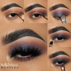 How'd she get that look in her www.motivescosmet… knows how. simply sign-up, shop and earn cash! Love My Makeup, Sexy Makeup, Perfect Makeup, Beauty Makeup, Makeup Goals, Makeup Tips, Mascara, Glamorous Makeup, Fall Makeup