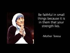 Famous Mother Teresa Love Quotes
