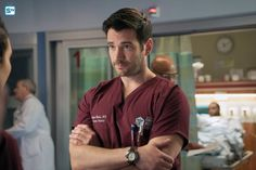 Chicago Med - Colin Donnell as Connor Rhodes