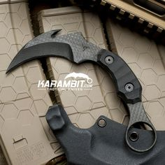 Own a Custom Karambit Buck Knives, Cool Knives, Knives And Swords, Swiss Army Pocket Knife, Best Pocket Knife, Tactical Pocket Knife, Tactical Knives, Tactical Gear, Knife Stand