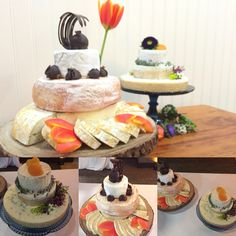 Weddings just got cheesier with our chocolates.   Enjoy your favorite cheeses stacked as a cake with customized chocolates to accompany.   www.chocolatelabdenver.com