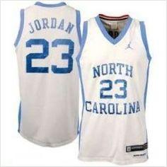 250fb8aed61 Mens North Carolina Tar Heels Michael Jordan White Authentic Basketball  Jersey on eBid United States ...