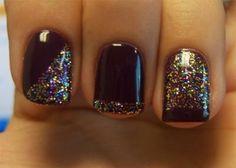 Glitter. I love all three equally!