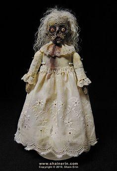 Mattie – Zombie Art Doll | Flickr - Photo Sharing!