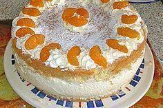 Käsesahne -Torte