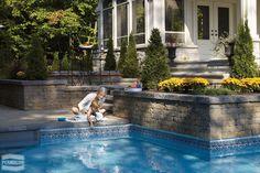 Concrete masonry & landscaping design portfolio | Permacon