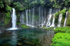 Water Falls, Terceira, Azores