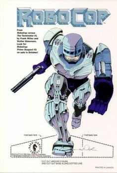 136 Best The Real Robocop Images Robocop 2 Superhero Robots