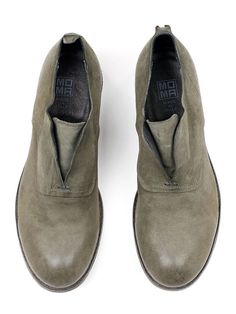 e030f5c1ecf MOMA 15502 Slip-on Oxford for Men Moma Shoes
