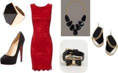 Bishop's Reception, created by charlyphraser on Polyvore