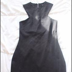 Modiste Mini-dress Best worn with a strapless bra. Never worn. Fits US6 Modiste Dresses Mini