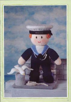 Free ISSUU PDF download tool online | Vebuka.com Knitting Dolls Free Patterns, Knitting Dolls Clothes, Yarn Dolls, Christmas Knitting Patterns, Knitting Toys, Fabric Dolls, Free Knitting, Knitted Nurse Doll, Knitted Dolls Free