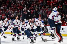 In one of the most incredible finals ever, Team USA beat Canada in a shootout after 80 minutes of non-stop action and heart-rending drama
