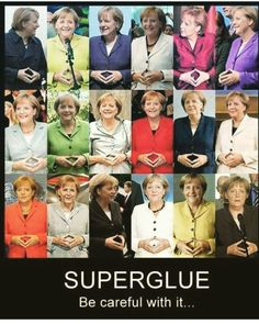 but it's funny lol! <<<< This is Angela Merkel, Chancellor of Germany. Really Funny, Funny Cute, The Funny, That's Hilarious, I Love To Laugh, Laughing So Hard, Just For Laughs, Laugh Out Loud, Laughter