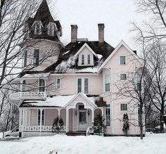Now this is my dream house