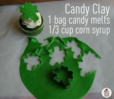 Candy clay recipe