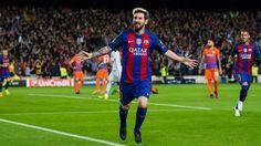 [VIDEO] Messi da urlo: tre gol a Guardiola, 50 in casa in Champions League Come andavate in matematica? Fermi, non rispondete, era una domanda retorica. Quella di ieri fra Barcellona e Manchester City era la 50esima partita di Champions League che Leo Messi ha giocato di fr #messi #guardiola #barcellona #video #gol