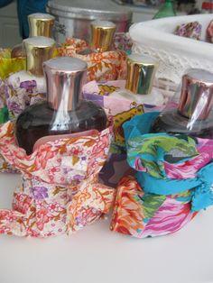 Bridal shower prizes diy headboard
