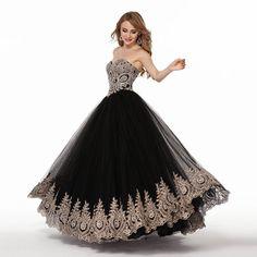 Real Fotos OL102795 Redondo Grande de la Falda de Una Línea Larga de Encaje Vestido de Noche Vestido de Fiesta robe de soirée