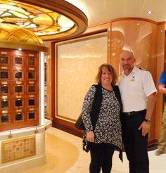 La mia crociera inaugurale a bordo di Majestic Princess Princess Cruises, Life